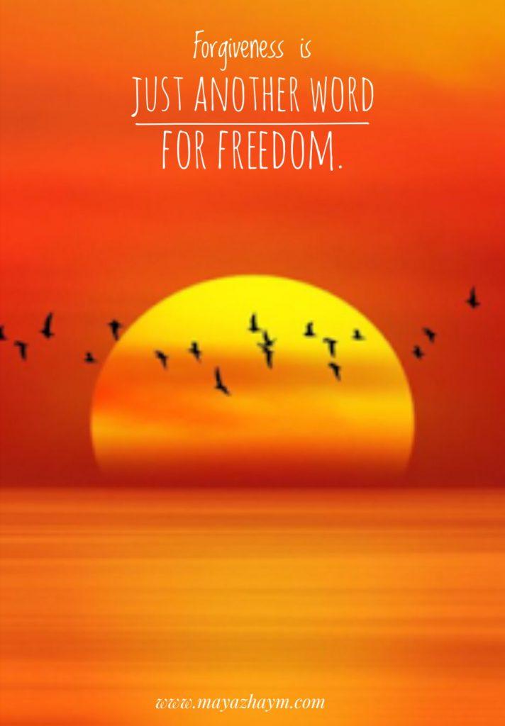 Forgiveness for a Healing World